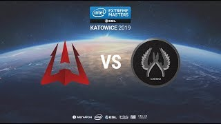 AVANGAR vs. PUGSTAR5 - IEM Katowice 2019 Closed Minor CIS QA - map1 - de_mirage [Anishared]