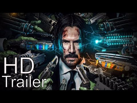 JOHN WICK Chapter 4: Trailer #1 | (2021) Keanu Reeves | FAN MADE