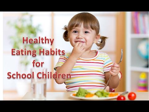 Healthy Eating Habits for School Children | IBC Tamil Tv