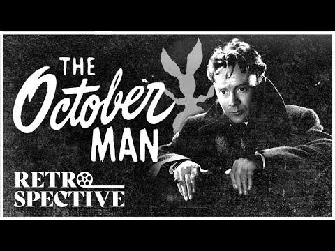 The October Man (1947) Starring John Mills Full Movie   Retrospective