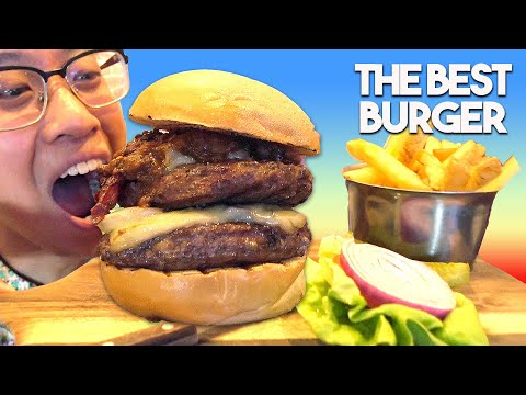 Best Burger & Old-Fashioned Ice Cream | Singapore Food Guide