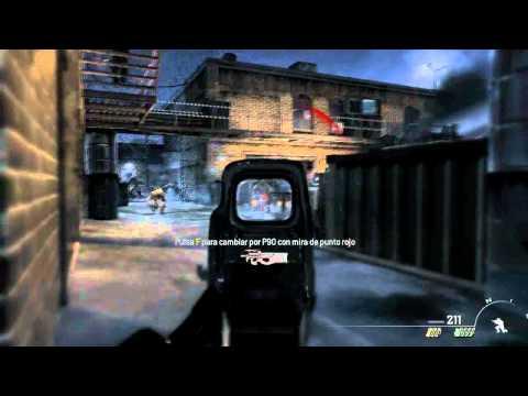 Video 1 de Call of Duty: Modern Warfare 3: Gameplay Modern Warfare 3