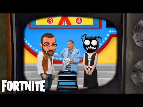 The Worst Game Show Host Ever! Trivia with Jacksaw40 & Acleus097 ( Fortnite )