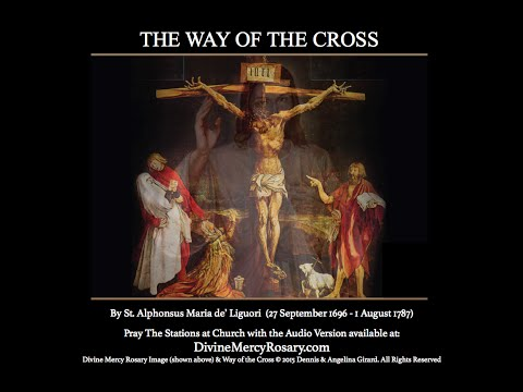 The Way Of The Cross - Stations Of The Cross