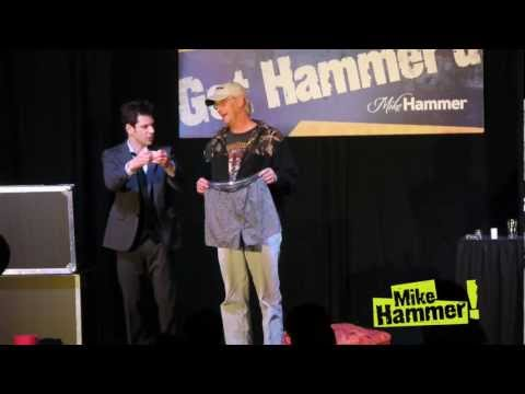 Mike Hammer Comedy Magic Show - Las Vegas