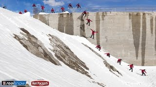 Check out Dylan Thompson's entry into Real Snow 2016, the all-urban, all-video snowboard contest presented by the World of X Games. SUBSCRIBE ► http://xgam.e...