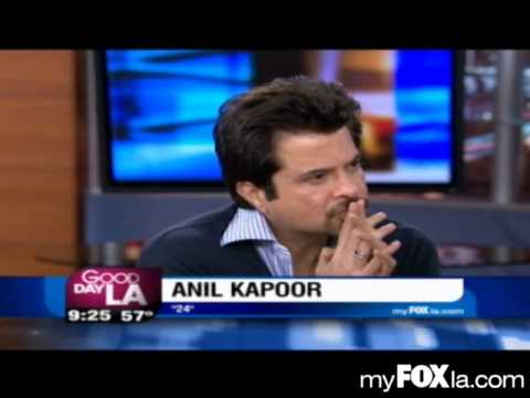Anil Kapoor video interview on Good Day LA