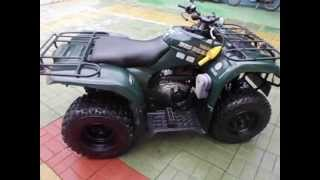 9. YAMAHA BIG BEAR 250