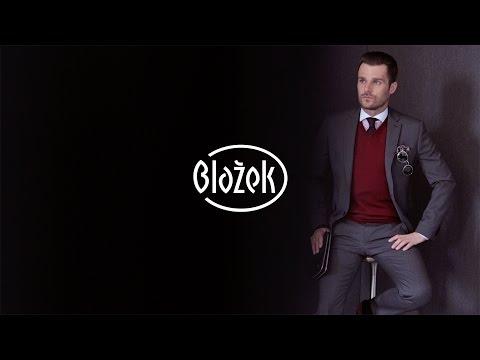 Blažek A/W 2014 - Backstage video - Leoš Mareš
