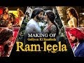 leela (Making Of The Film) | Ranveer Singh | Deepika Padukone