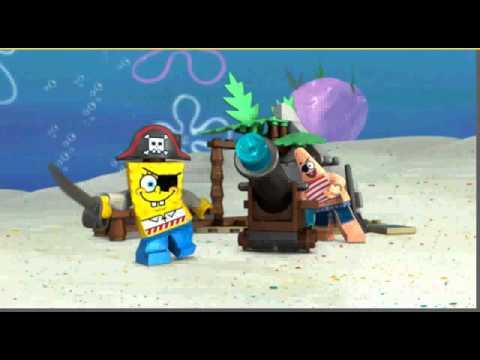 LEGO SpongeBob SquarePants The Flying Dutchman Appears Trailer