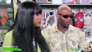 Treach & Cicely Couple's Therapy, Hip Hop Hooray, Juice & More