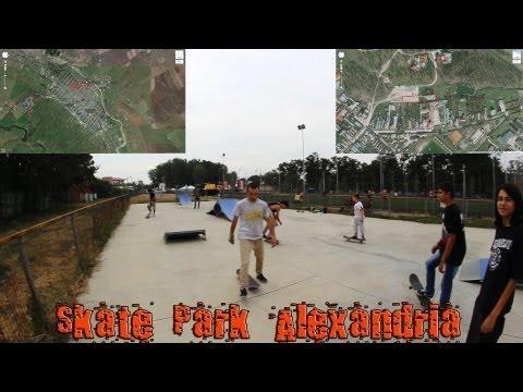 Skatepark-ul din Alexandria | Review
