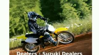 2. 2008 Suzuki DR-Z 125L -  Details Top Speed Info Specification Engine motorbike Features