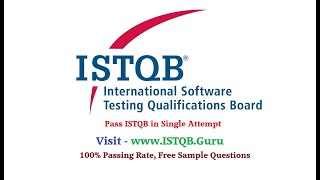 ISTQB® Foundation Certification