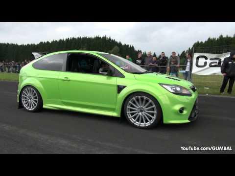 ford focus rs da 430 hp!