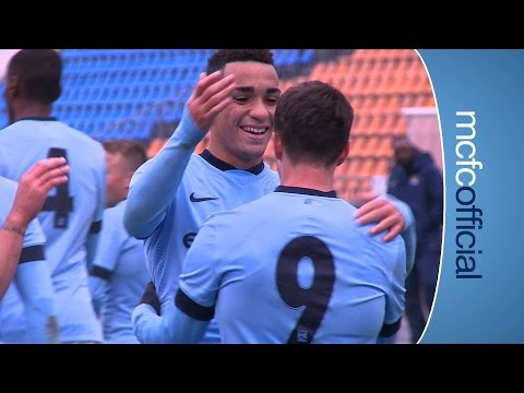 Video: GOALS & REACTIONS | CSKA Moscow 0-2 Man City | UEFA Youth League