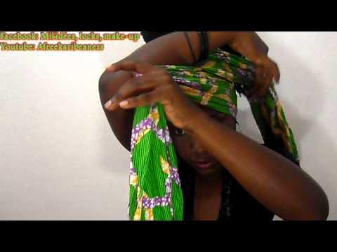 Maré tèt - Headwrap
