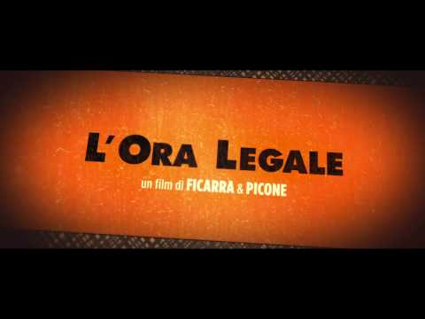 Preview Trailer L'ora legale, trailer ufficiale