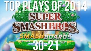 Super Smash Bros Top 50 Plays of 2014 – Part 3/5 (30-21)