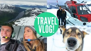 TRAVEL VLOG: ALASKAN CRUISE! | Casey Holmes by Casey Holmes