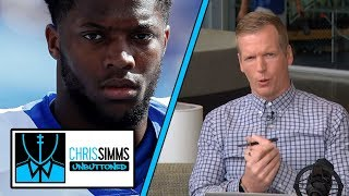 How Josh Allen went from unheralded recruit to NFL | Chris Simms Unbuttoned | NBC Sports
