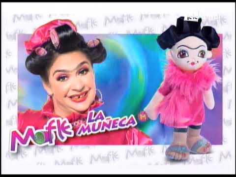 """Flor María lanzó muñeca de """"La Mofle"""" por el Día del Niño"""