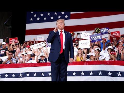 USA: Sonderzölle - Trump wirft Peking Wortbruch vor