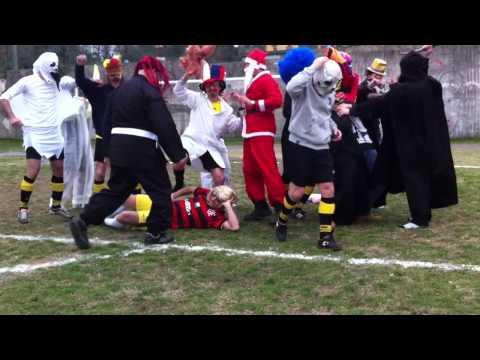 L'Harlem shake della FC Ligabenzo Segheria Balconi