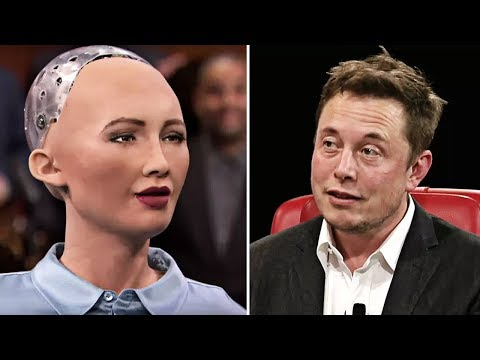 10 Scariest A.I. Robot Moments