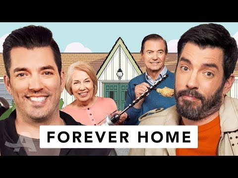 The Property Brothers Design a Forever Home for Their Parents