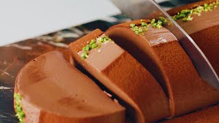 Chocolate Mousse Cake: Food ASMR From Tastemade Japan by Tastemade