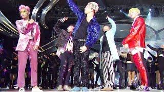 빅뱅(BIGBANG), 대미 장식 '특별 무대도 빛났다' @2016 SAF SBS 가요대전 2부 20161226 Video