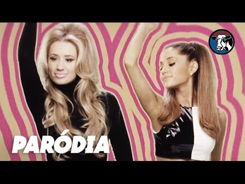 Ariana Grande Ft. Iggy Azalea - Problem (Paródia/Redublagem)