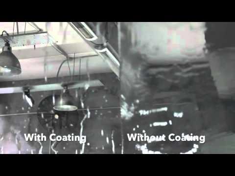 Velvet Sheen Windows Screen Coating