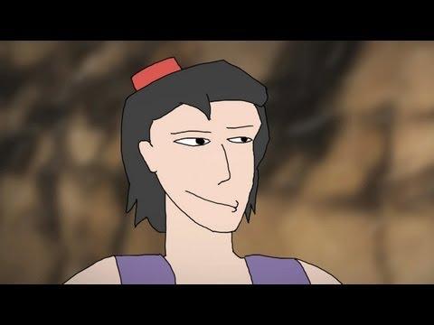 Its Aladdin!