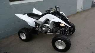 6. 2013 Yamaha Raptor 700 Custom Graphics