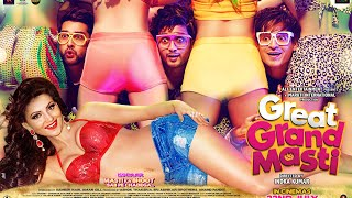 Great Grand Masti Official Trailer  Riteish, Vivek, Aftab, Urvashi