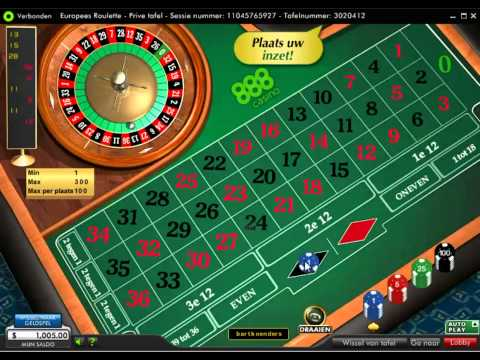 Tutorial: how to make over 60$ profit an hour in 1$ steps on a roulette (online casino)