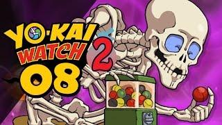 Yo-Kai Watch 2 - Episode 8 | Gutsy Bones Boss!
