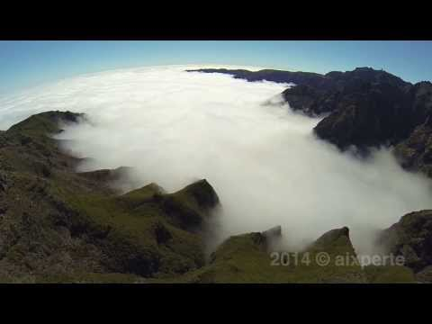 Go To: The Best Madeira Island Views captured by a Drone