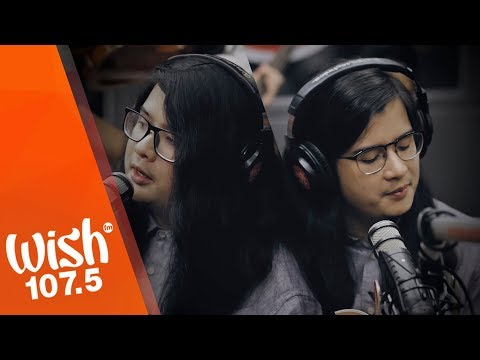 "Ben&Ben perform ""Leaves"" LIVE on Wish 107.5 Bus"