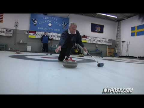 Just Try Olympic Curling