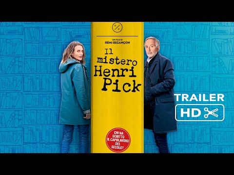 Preview Trailer Il Mistero Henri Pick, trailer ufficiale italiano