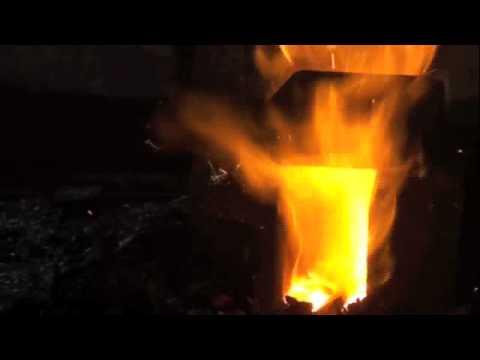 Materials Processing Video: Arc Welding, Forging, Grinding