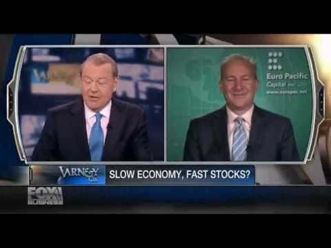 Peter - Peter Schiff joins Fox Business Network's Stuart Varney to discuss the role the Federal Reserve's stimulus has played in the US economy's recovery and whethe...