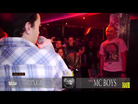 FREESTYLE BATTLE CLUB 180 / WARM UP TO FBS 2014 - 13.02.2014 (видео)