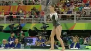 Carlotta Ferlito (ITA) - FX - Qualifications Rio Olympics 2016