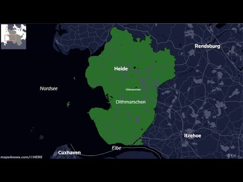 Schleswig-Holstein: Islamistischer Anschlag verhindert