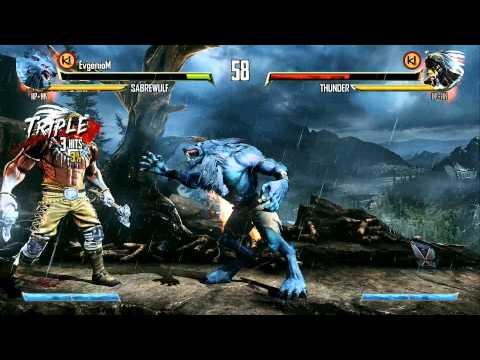 The Killer Instinct Обзор на Xbox One 1080p FullHD